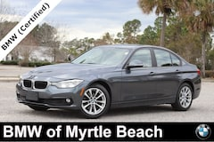 Certified Pre-Owned 2016 BMW 320i xDrive Sedan 7225 Myrtle Beach South Carolia