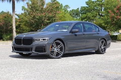 New 2020 BMW 740i Sedan WBA7T2C08LGL17448 Myrtle Beach South Carolina