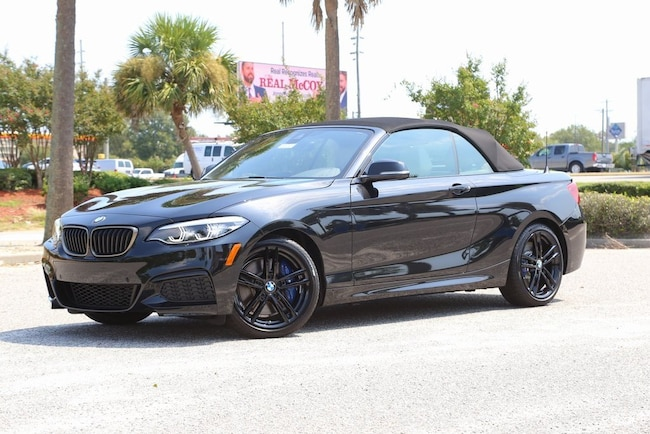 New 2020 BMW M240i Convertible In Myrtle Beach