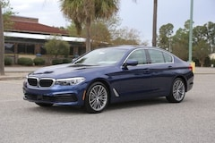New 2019 BMW 540i 540i Sedan WBAJE5C50KWW09127 Myrtle Beach South Carolina