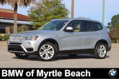 Used 2016 BMW X3 xDrive35i SAV 5UXWX7C58G0S16547 Myrtle Beach South Caroling