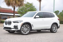 New 2021 BMW X5 xDrive40i SAV 5UXCR6C06M9D99775 Myrtle Beach South Carolina