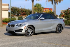 New 2020 BMW 230i Convertible WBA2M7C02L7E51167 Myrtle Beach South Carolina