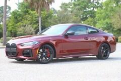 New 2022 BMW M440i Coupe WBA83AP08NCH59927 Myrtle Beach South Carolina