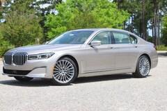 New 2022 BMW 740i Sedan WBA7T2C05NCG97538 Myrtle Beach South Carolina