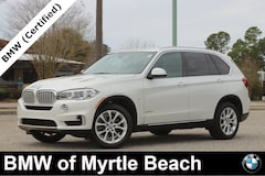 Certified Pre-Owned 2018 BMW X5 sDrive35i SAV 7525 Myrtle Beach South Carolia