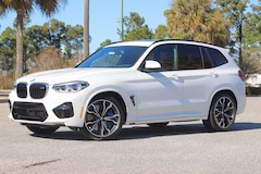 New 2021 BMW X3 M SAV 5YMTS0C07M9F55963 Myrtle Beach South Carolina