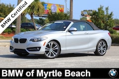 2016 BMW 228i xDrive Convertible Myrtle Beach South Carolina