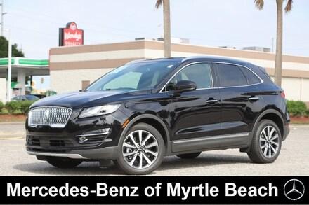 2019 Lincoln MKC Reserve SUV Myrtle Beach South Carolina