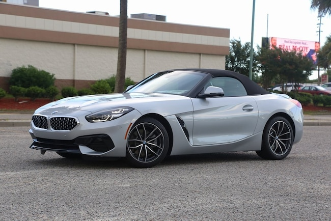 New 2020 BMW Z4 sDrive 30i Convertible In Myrtle Beach