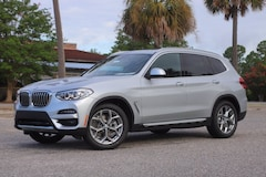 New 2020 BMW X3 xDrive30i SAV 5UXTY5C00L9D60319 Myrtle Beach South Carolina