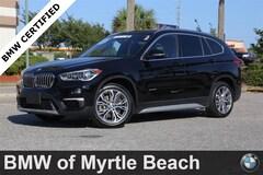 Certified Pre-Owned 2016 BMW X1 xDrive28i SUV 6921 Myrtle Beach South Carolia