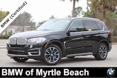 Certified Pre-Owned 2018 BMW X5 sDrive35i SAV 19561A Myrtle Beach South Carolia