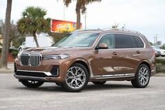 New 2020 BMW X7 xDrive40i SAV 5UXCW2C02L9B15445 Myrtle Beach South Carolina