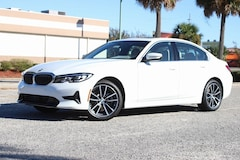 New 2020 BMW 330i Sedan WBA5R1C09LFH66064 Myrtle Beach South Carolina