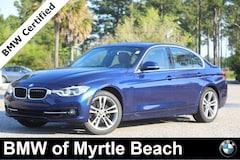 Used 2018 BMW 330i Sedan WBA8B9G53JNU97050 Myrtle Beach South Caroling