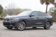 New 2020 BMW X6 xDrive40i Sports Activity Coupe 5UXCY6C0XL9C76952 Myrtle Beach South Carolina
