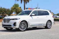 New 2020 BMW X7 xDrive40i SAV 5UXCW2C00L0E74345 Myrtle Beach South Carolina