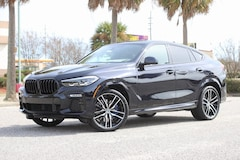 New 2020 BMW X6 M50i Sports Activity Coupe 5UXCY8C06L9C33060 Myrtle Beach South Carolina