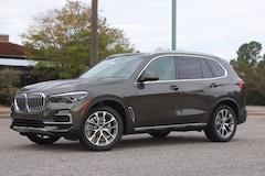 New 2021 BMW X5 sDrive40i SAV 5UXCR4C09M9E54062 Myrtle Beach South Carolina