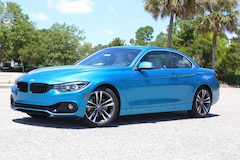 New 2020 BMW 430i Convertible WBA4Z1C0XL5N54594 Myrtle Beach South Carolina