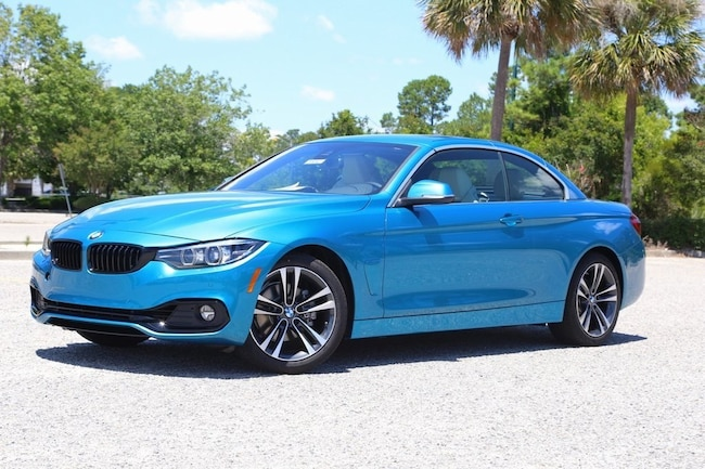 New 2020 BMW 430i Convertible In Myrtle Beach