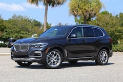 New 2020 BMW X5 sDrive40i SAV 5UXCR4C08LLT19878 Myrtle Beach South Carolina