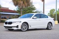 New 2021 BMW 530i Sedan WBA53BH0XMCF03990 Myrtle Beach South Carolina