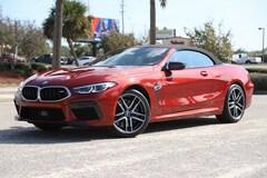 New 2020 BMW M8 Convertible WBSDZ0C00LCD15558 Myrtle Beach South Carolina