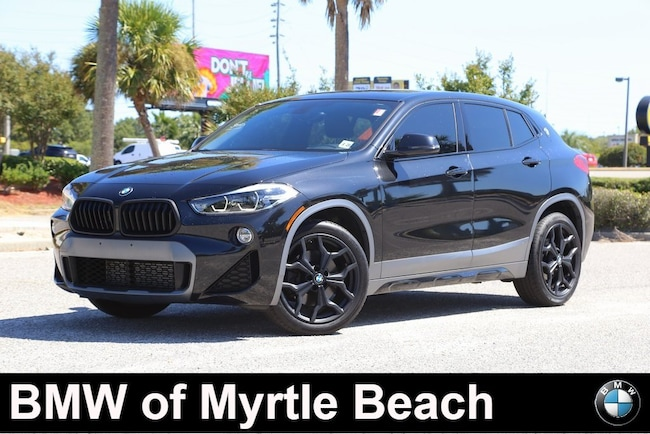Used 2018 BMW X2 xDrive28i Sports Activity Coupe in Myrtle Beach