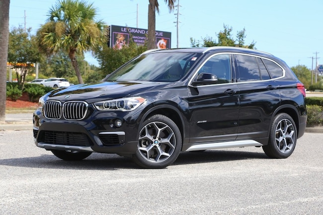 Certified Used 2016 BMW X1 xDrive28i SUV In Myrtle Beach