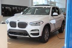 New 2020 BMW X3 PHEV xDrive30e SAV 5UXTS1C07L9C96368 Myrtle Beach South Carolina