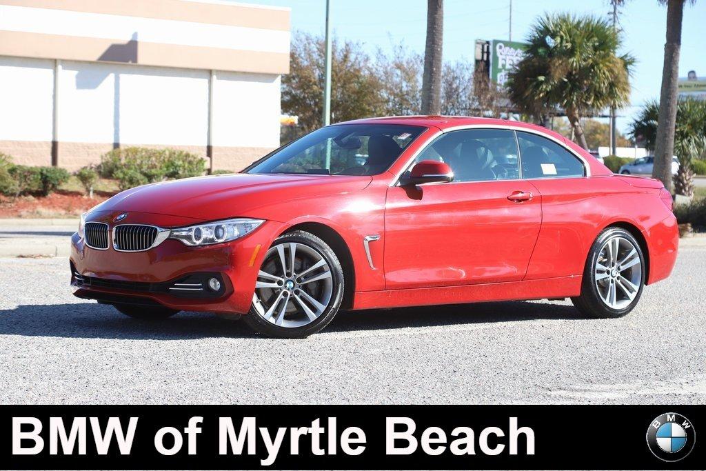 2016 BMW 435i Convertible Myrtle Beach South Carolina