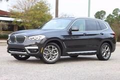 New 2021 BMW X3 xDrive30i SAV 5UXTY5C04M9E65804 Myrtle Beach South Carolina