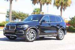 New 2020 BMW X5 sDrive40i SUV 5UXCR4C02LLW63688 Myrtle Beach South Carolina