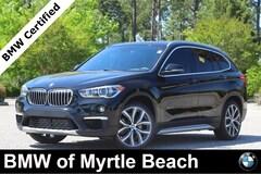 Certified Pre-Owned 2018 BMW X1 xDrive28i SAV 7604 Myrtle Beach South Carolia