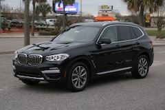 New 2019 BMW X3 sDrive30i SAV 5UXTR7C51KLF36977 Myrtle Beach South Carolina
