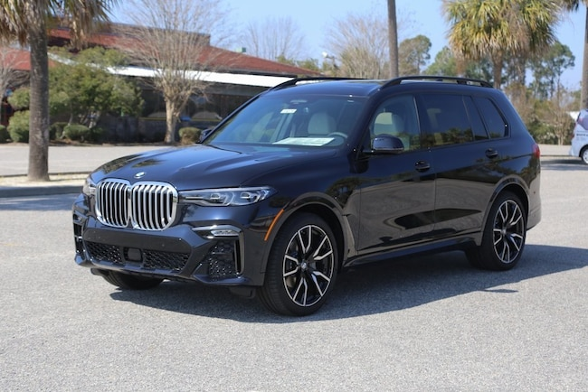 Buy Or Lease New 2019 Bmw X7 Myrtle Beach South Carolina Vin
