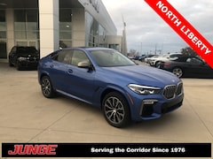 2020 BMW X6 M50i Sports Activity Coupe For Sale Near Cedar Rapids | Junge Automotive Group