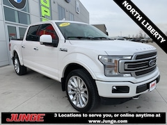 Pre-Owned 2018 Ford F-150 Truck SuperCrew Cab for Sale in Hiawatha near Iowa City