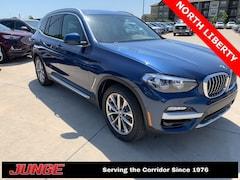 2019 BMW X3 xDrive30i SAV For Sale Near Cedar Rapids | Junge Automotive Group