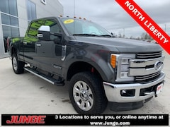 2017 Ford F-350 Lariat Truck Crew Cab For Sale Near Cedar Rapids | Junge Automotive Group