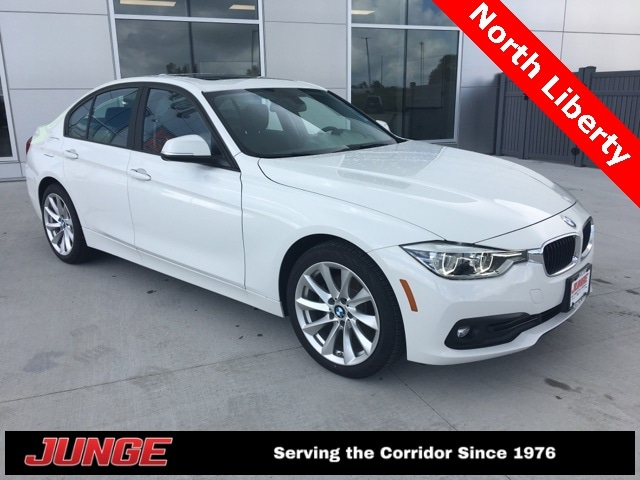 Pre-Owned 2018 BMW 320i For Sale at BMW of North Liberty