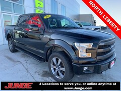 Pre-Owned 2017 Ford F-150 For Sale Near Cedar Rapids | Junge Automotive Group