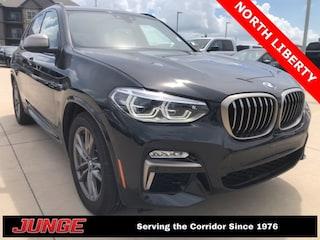 2019 BMW X3 M40i SAV For Sale Near Cedar Rapids   Junge Automotive Group