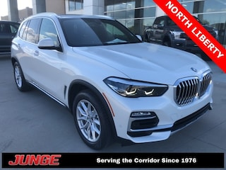 2019 BMW X5 xDrive40i SAV For Sale Near Cedar Rapids | Junge Automotive Group
