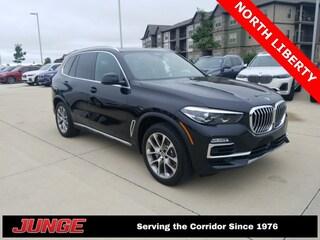 2020 BMW X5 xDrive40i SAV For Sale Near Cedar Rapids | Junge Automotive Group