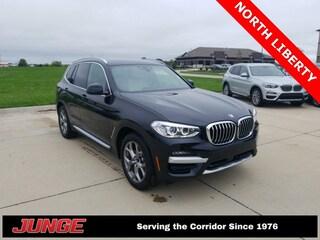 2020 BMW X3 xDrive30i SAV For Sale Near Cedar Rapids   Junge Automotive Group
