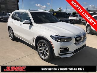 2020 BMW X5 xDrive40i SAV For Sale Near Cedar Rapids | Junge Automotive Group