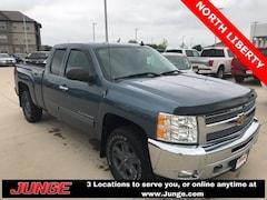 Pre-Owned 2012 Chevrolet Silverado 1500 For Sale Near Cedar Rapids | Junge Automotive Group